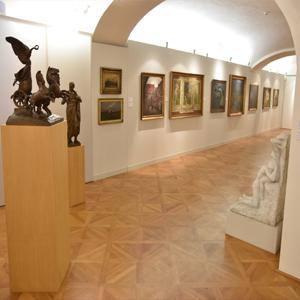 III. trasa – expozice Národní galerie
